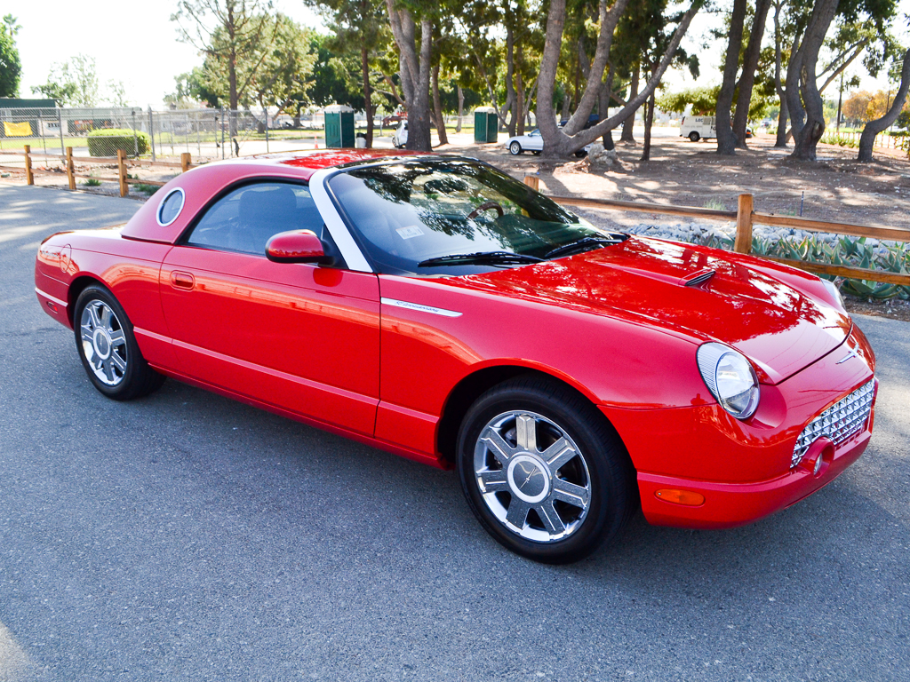 2005 ford thunderbird 50th anniversary convertible torch red the 2005fordthunderbird50thanniv24561 the post 2005 ford thunderbird 50th anniversary convertible torch red sciox Image collections