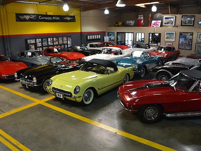 Car Driver Chevrolet Corvette A Brief History In Zero To 60 Mph