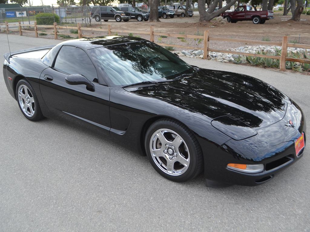 1999 Corvette For Sale >> Featured Corvette For Sale 1999 Chevrolet Corvette Fixed Roof Coupe