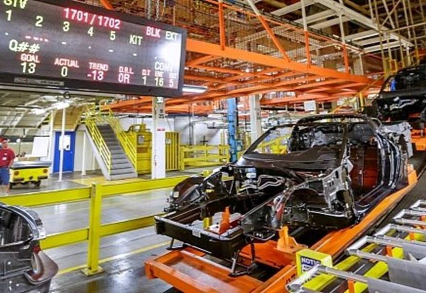 Corvette Plant Will Go Temporarily Offline