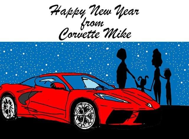 corvette comic