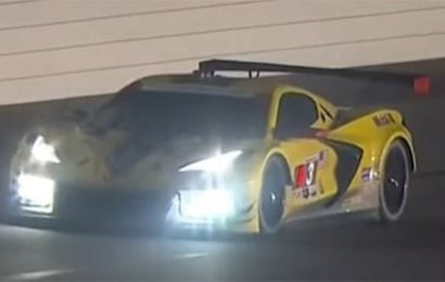 C8.R Going to 24 Hours of Le Mans