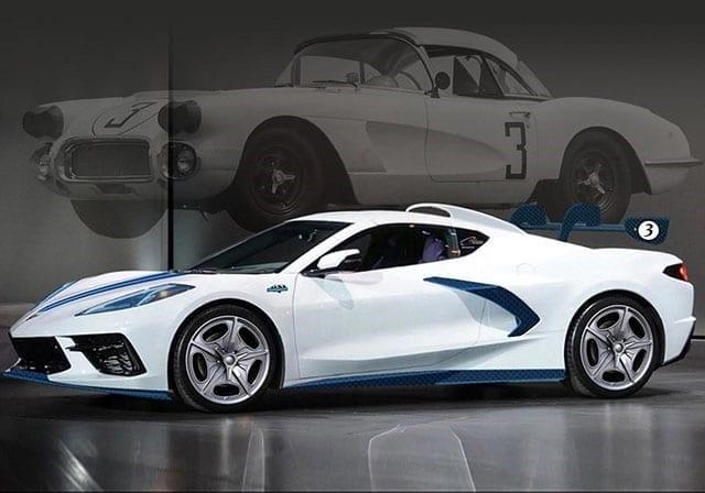 corvette dream giveaway