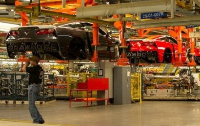 As of March 25, GM Stopped taking New C8 Orders