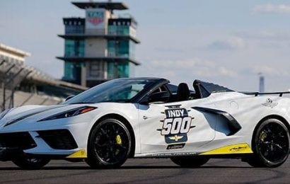 18th time Corvette has Paced Indy 500