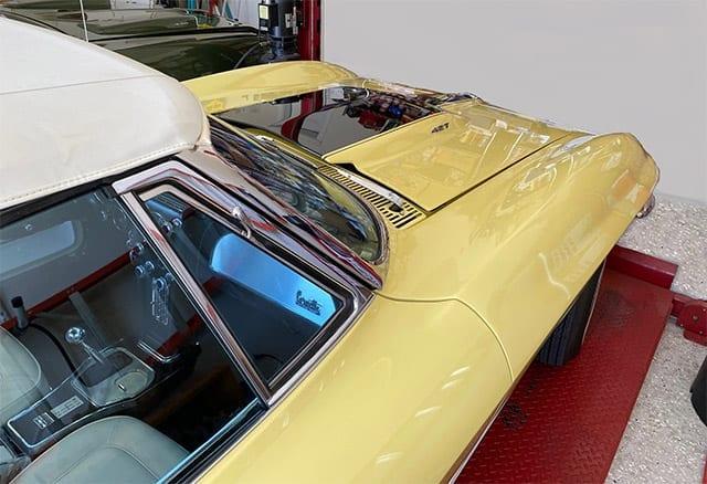 1967 yellow 400hp coming 2 1