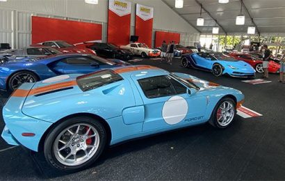 Pebble Beach's Car Auctions Show Red-Hot Market