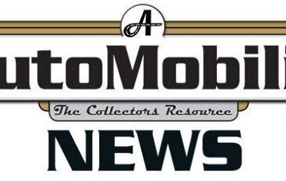 AutoMobilia Resource – News and Events Aug 2021