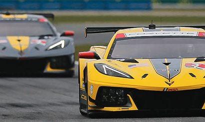 Corvette Racing takes 1st and 2nd at Laguna Seca
